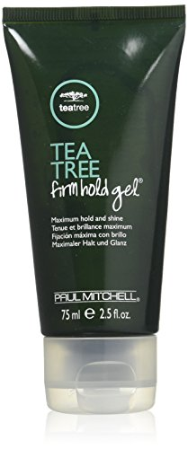 Paul Mitchell Tea Tree Firm Hold Gel Travel Size 2 PACK 2.5