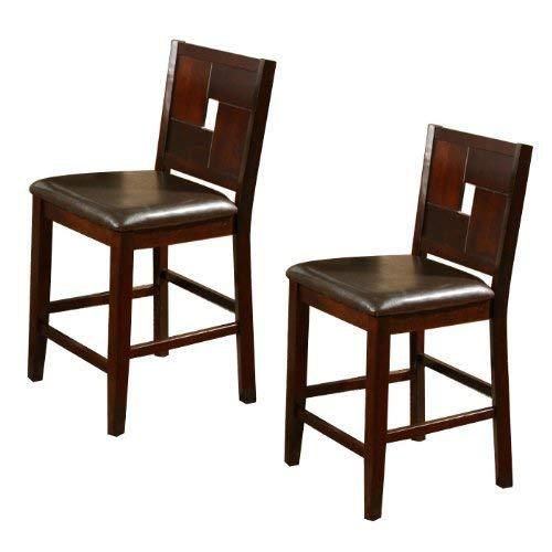 Alpine Furniture 552-02 Lakeport Pub Height Chair