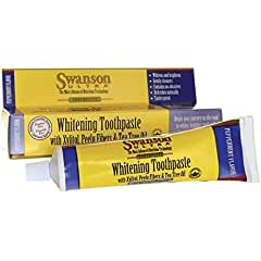 Swanson's Ultra Whitening Toothpaste