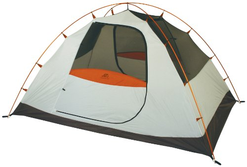 ALPS Mountaineering Lynx 2 Person Aluminum Pole Backpacking Tent 5 x 7-Feet 6-Inch