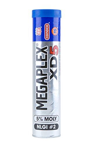 Conoco MGPLXXD5-2-10 Family Megaplex Grease, 10 Pack (XD5#2)