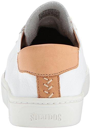 Ibiza Klassieke Veters Sneakers Wit Van Soludos Voor Dames