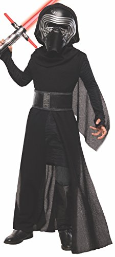 Rubie's Costume Star Wars Episode VII: The Force Awakens Deluxe Kylo Ren Child Costume, Large (Disney Character Mascot Costumes)