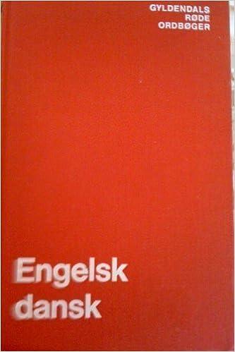 engelsk to dansk