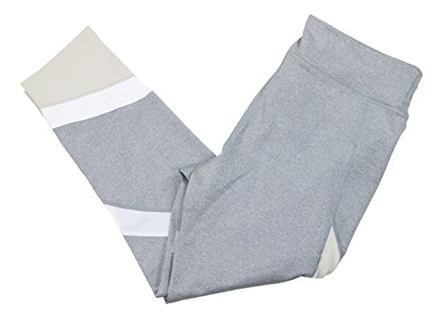 Calvin Klein High-Waist Colorblocked Slimming Performance Leggings