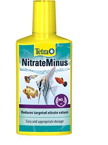 Tetra Reductor permanente del contenido de nitratos y control de algas libre de biocidas NitrateMinus, botella de 100 ml: Amazon.es: Productos para mascotas