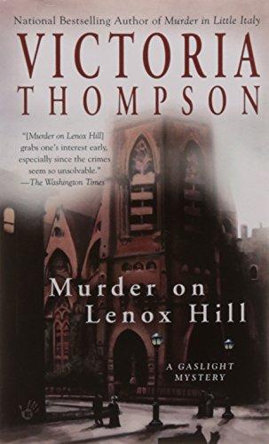 Murder on Lenox Hill: A Gaslight - In Atlanta Lenox