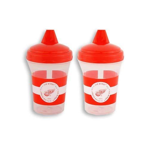 上品な Detroit Set Red Wings Sippy Cups – Set Cups B01NAB1PLB of 2、レッド B01NAB1PLB, ソーラーショップ光緑:e7ab949f --- a0267596.xsph.ru