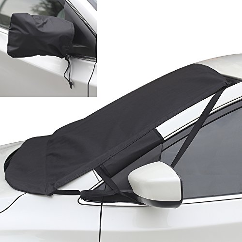 Mini Factory Covers Windshield Mirrors Windproof