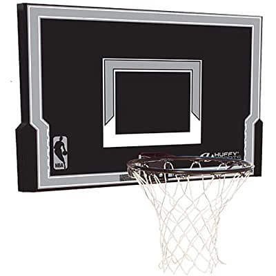 80559 Spalding 44in Advanced Eco-Composite Rim Combo Backboard