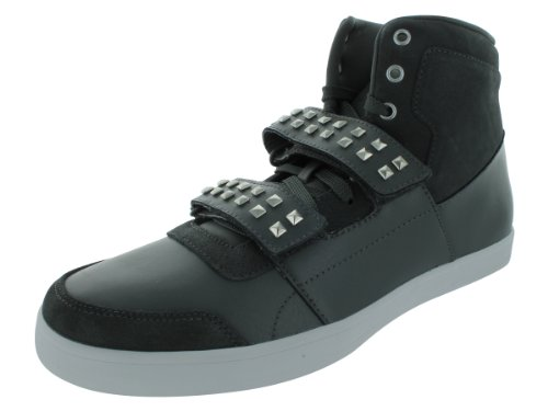 Reebok Hombres The Dibello Mid Stud Sneaker Grey