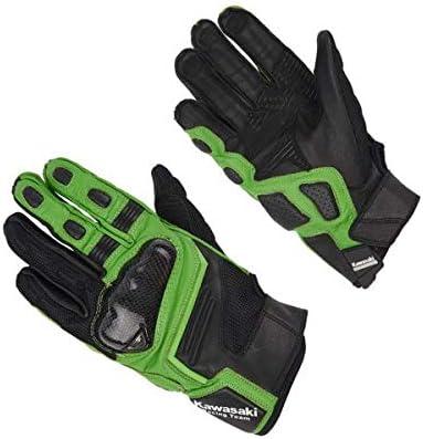 Kawasaki KRT Handschuhe schwarz//gr/ün Gr/ö/ße 3XL
