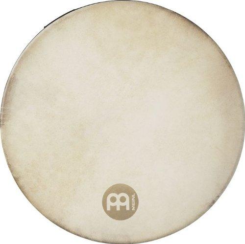 Meinl Percussion FD16BE 16-Inch Goat Skin Bendir, African Brown