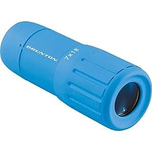 Brunton Echo 7x18 Pocket Scope Blue