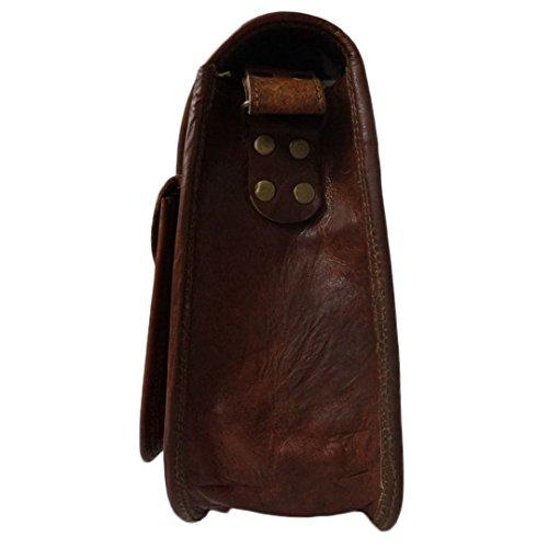 à Sac à la Shopping cuir véritable main fait main véritable cuir en à Mad en main Over Sac wxAEvCwqt