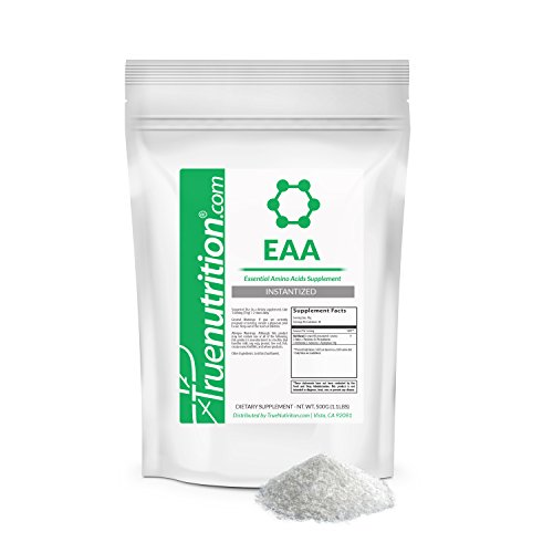 True Nutrtion EAA's - Essential Amino Acids - Instantized | 500 Grams |