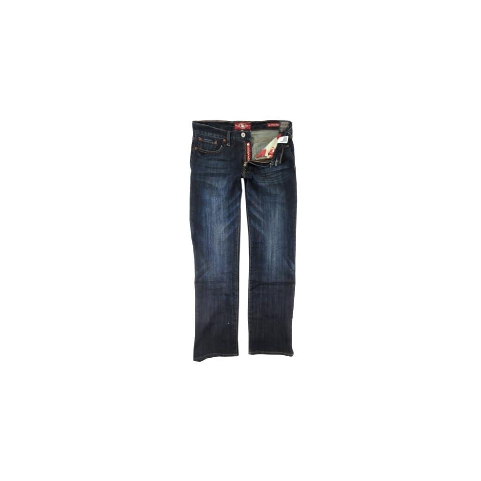 Lucky Brand Mens 361 Vintage Straight Leg Jean in Sandy, Sandy, 40x32