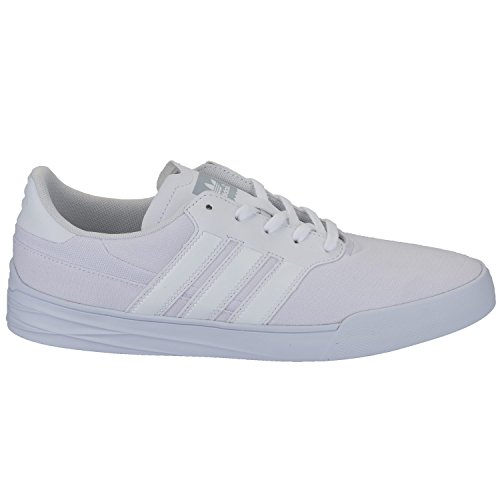 Baskets adidas Originals Triad pour homme en blanc