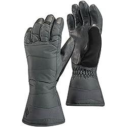 Black Diamond Women's Ruby Gloves Skiing Gloves, Black, Medium