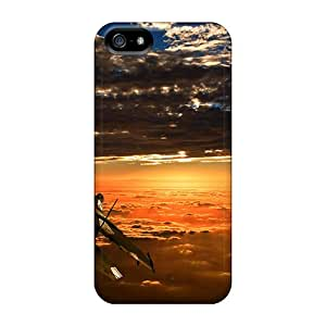 Perfect Fit GZy12779wYRg Jet In Sunset Case For Iphone - 5/5s