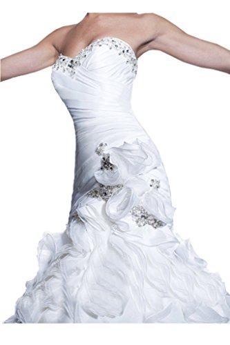 Missdressy - Robe - Sans bretelle - Femme