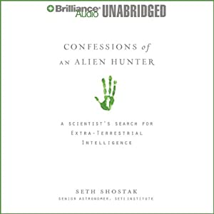 Confessions of an Alien Hunter Audiobook