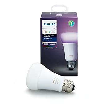 Ca Hue Color A19 Kit by Philips Hue