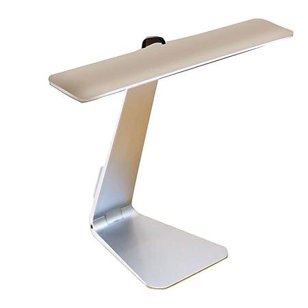 Lámparas de escritorio Lámpara de mesa de noche LED portátil ...