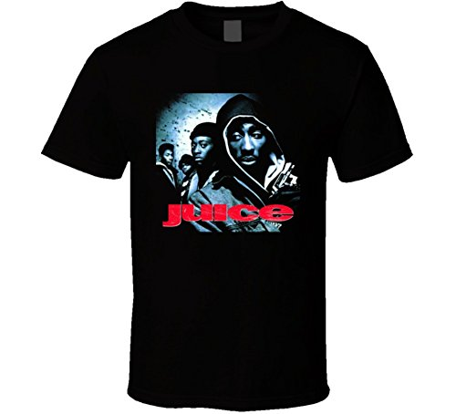 Shop Juice 90's Hip Hop Gangster Movie T Shirt L Black ()