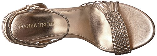 discount best sale Ivanka Trump Women's Holie Heeled Sandal Rose Metallic buy cheap outlet store sale from china buy cheap 100% original GVR5802
