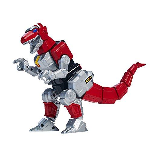 Power Rangers Mighty Morphin Tyrannosaurus Large Zord Action Figure, Tyrannosaurus -