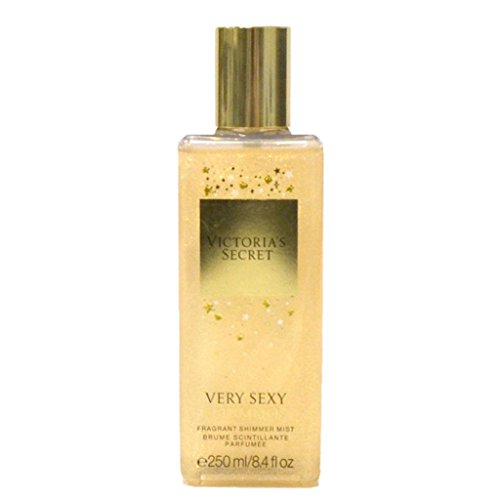 (Victoria's Secret Very Sexy Shimmer Fragrance Body Mist, 8.4 Oz)