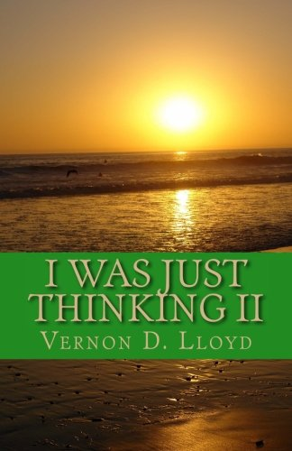 Download I was just Thinking II: Letting My Mind be Free ebook