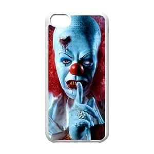 iPhone 5c Cell Phone Case White Diablo SUX_938804