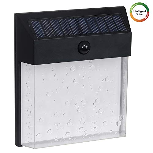 (Westinghouse Intelligent Solar Motion Sensor Lights Outdoor 60 LEDs 1200 Lumens Wireless Waterproof Security LED Wall Lamp for Garden, Patio, Yard, Driveway, Garage, Hallway,Porch, Pathway.(1 Pack))