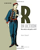 R in Action, 2nd Edition: Data Analysis and Graphics with R Front Cover