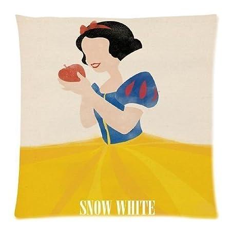 Personalized Snow White Pillowcase