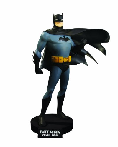 DC Direct Batman Year One DVD Batman (Maquette Cold Cast)