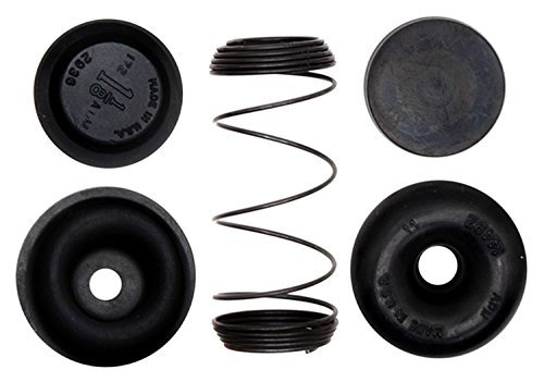 ACDelco 18G5 Professional Rear Drum Brake Wheel Cylinder Repair Kit with Spring, Boots, and Caps