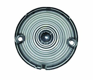 57 CHEVY FULL SIZE PARKING LIGHT LENS, CLEAR