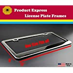Product Express I Love My American White Shepherd Dog Cat Black License Plate Frame Tag Border 9