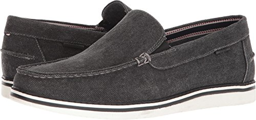Izod Shoes (IZOD Men's Damiano Loafer, Black, M110 M US)