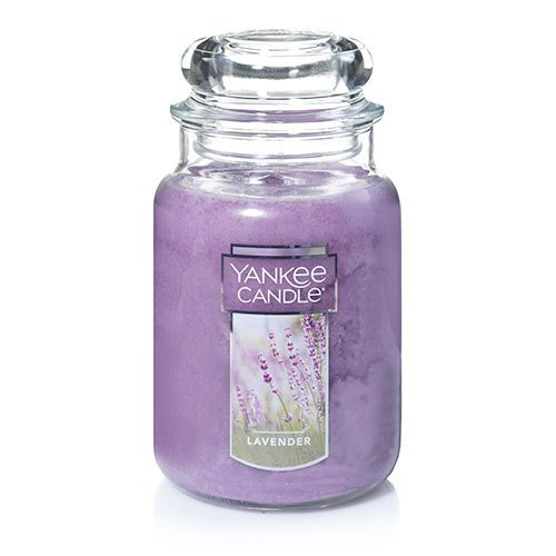 Yankee Candle Large Jar Candle, Lavender