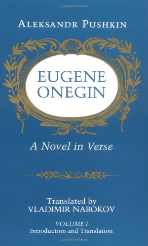 Eugene Onegin: A Novel in Verse, Vol. 1