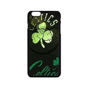 Custom Baloncesto Team Boston Celtics Logo Skin Cover for iPhone 6Plus