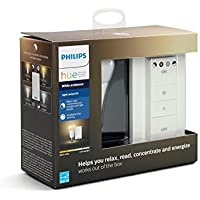 Philips Hue Smart Dimmable LED Smart Light Recipe Kit...