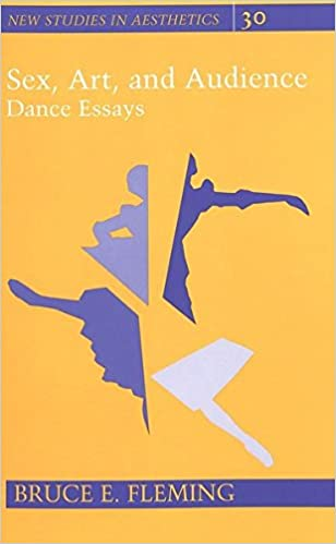 com sex art and audience dance essays new studies in  sex art and audience dance essays new studies in aesthetics