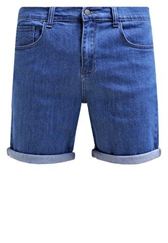 Basic 5 Pocket Denim Short - 4