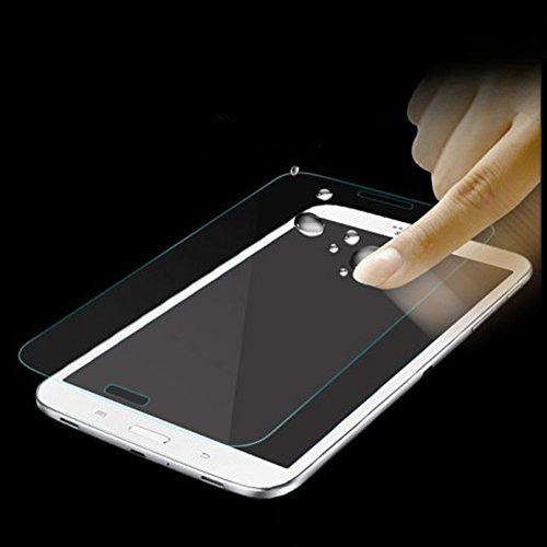 Samsung Galaxy Tab 3 Lite 7.0 T111 T110 Screen Protector - TOOGOO(R)Tempered Glass Film Screen Protector for Samsung Galaxy Tab 3 Lite 7.0 T111 T110