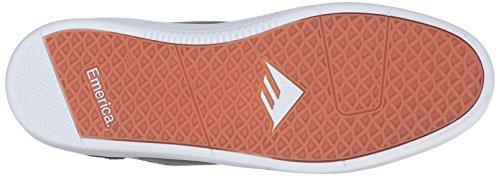 Emerica Romero Geregen Skate Schoen Zwart / Grijs